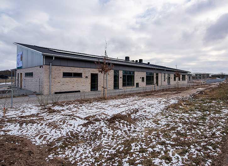 Daginstitution i Arnbjerg