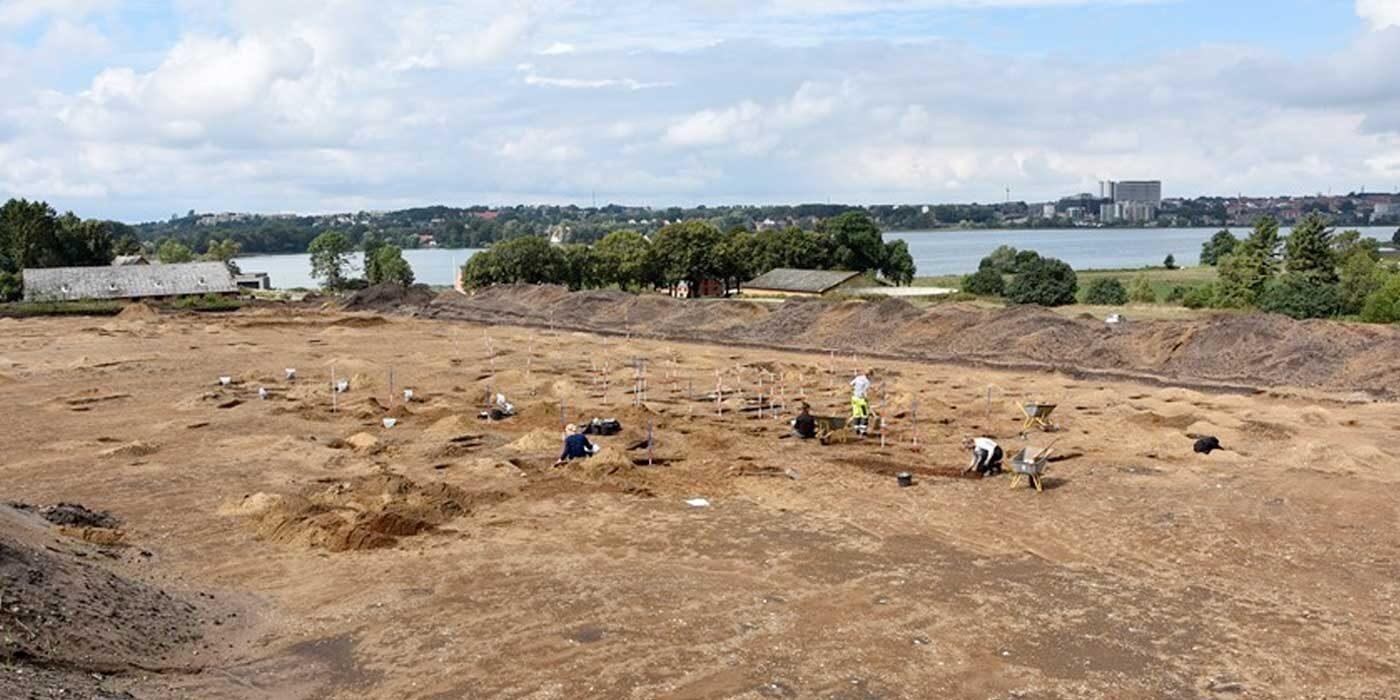 Arkæologiske udgravninger